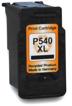 megatoners compatible cartridges voor canon pg 540xl. Black Bedroom Furniture Sets. Home Design Ideas
