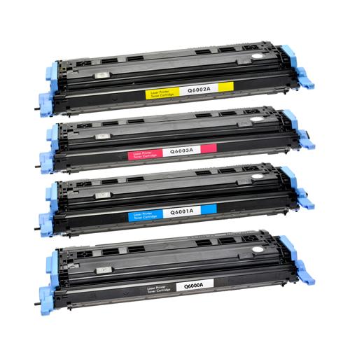 HP Toner set Q6000 serie