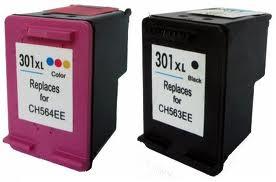 megatoners compatible cartrigdes voor hp deskjet 2540. Black Bedroom Furniture Sets. Home Design Ideas